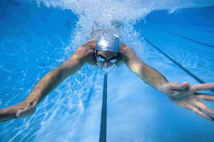 Переутомление при плавании