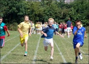 Значение спорта в развитии ребенка