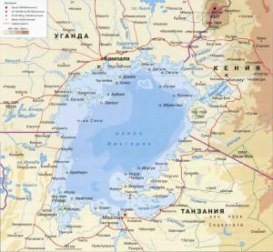 Озеро Виктория – бесконечное море Африки