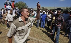 Противостояние фермеров и местного населения в ЮАР