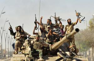 Будет ли полностью отменено оружейное эмбарго против Ливии?