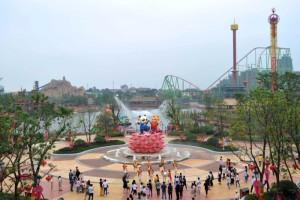 «Ванда-сити» -конкуренция  Disneyland