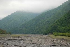 Закатальский водопад