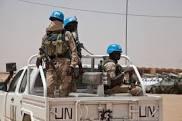 Миротворцы в Мали