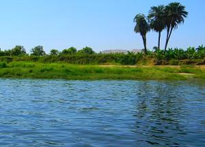 Священная река Нил