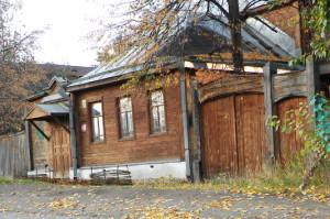 Старинный квартал Екатеринбурга