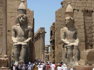 Диковинки Египта