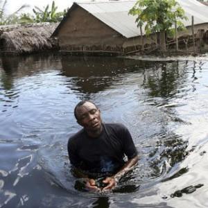 Стихия вызвала сильнейшее наводнение в Гане