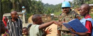 Миссия ООН в Демократической Республике Конго MONUC
