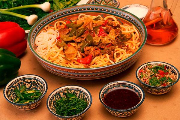 Лагман – сложно определить точное происхождение блюда