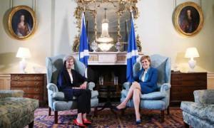 В первой половине 2017 года в Шотландии возможен референдум по поводу независимости