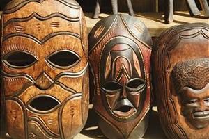 Африканская маска