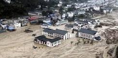 Снова наводнение в Китае уносит жизни людей