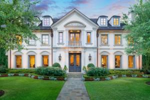 Строительство особняков – возвращение к добрым традициям