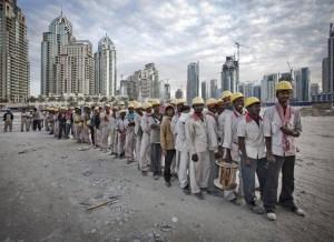 Международный рынок труда