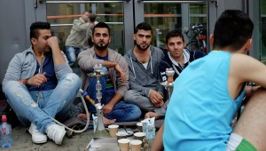 В Берлине отрицают возможную депортацию сирийских беженцев на родину