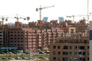 Темпы строительства в Европе медленно, но повышаются