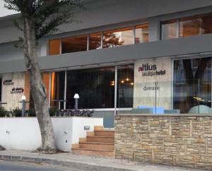 «Altius Boutique Hotel» - лучший выбор в центре Никосии