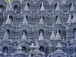 Храм Боробудур - старейший буддийский храм в мире