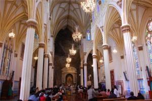 Собор Лас-Лахас – украшение Колумбии