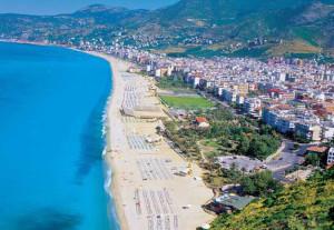 В этом году, доходы Турции от туризма снизились на 35%