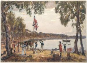 Первые колонии Австралии