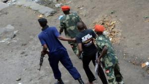 Массовые акции протеста происходят в Демократической Республике Конго