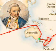Открытие Австралии