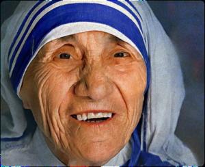 Сегодня мать Тереза будет причислена к лику святых