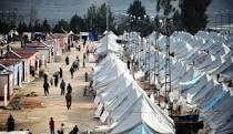 Париж готовится к открытию первого лагеря для беженцев