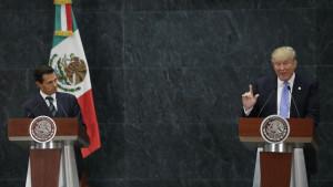 Дональд Трамп удивил президента Мексики