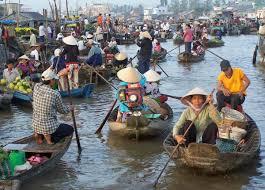 Меконг – кормилица Лаоса