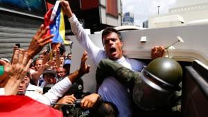 Оппозиция Венесуэлы не видит выхода из ситуации
