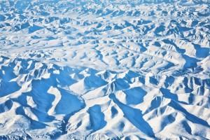 Арктический снег