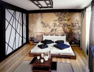 Японский стиль оформления интерьера помещений