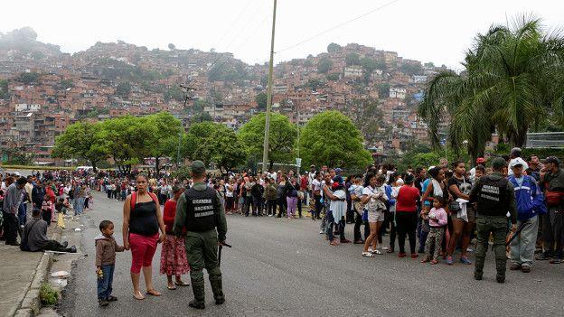 В Венесуэле перенесены сроки изъятия крупных купюр