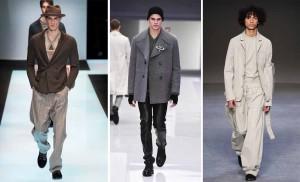 Мода бывает разной