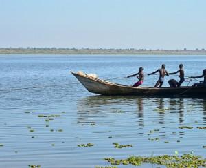 Озеро Альберт, Уганда