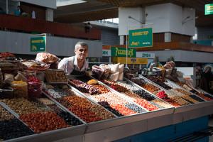 «Зеленый базар» Алматы