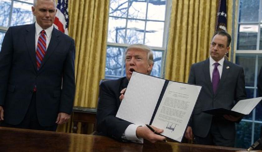 Приостановлена выдача виз в Америку гражданам семи стран