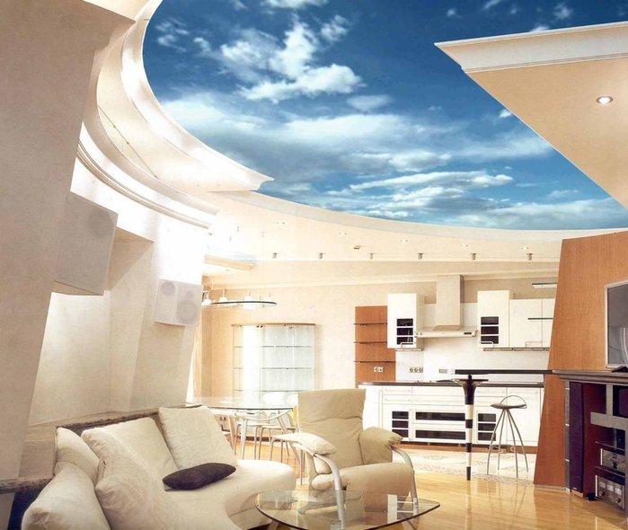 Навесные потолки – «за и против»