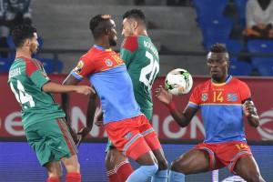 Кубок Африки ДР Конго - Марокко