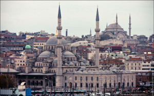 Стамбул – город сказок и чудес!