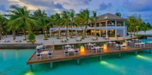 Для тех, кто собрался на Мальдивы: отель KurumbaMaldives