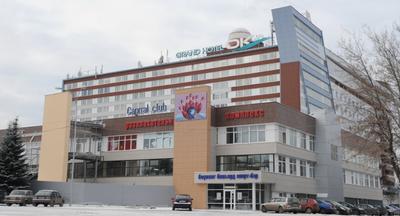 Гранд-отель «Ока» в Нижнем Новгороде
