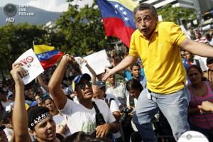 Венесуэльский кризис усугубляется