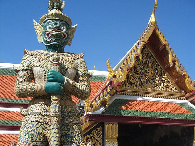 Таиланд: отдых и трудоустройство