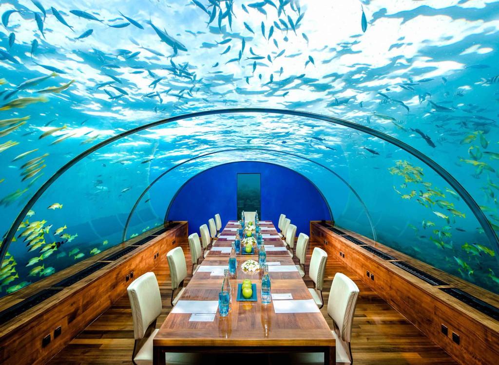Canrad Maldives Rangali Island