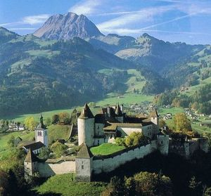 Груэр Швейцария