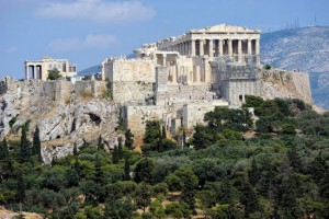 Десять малоизвестных фактов об Афинском Акрополе